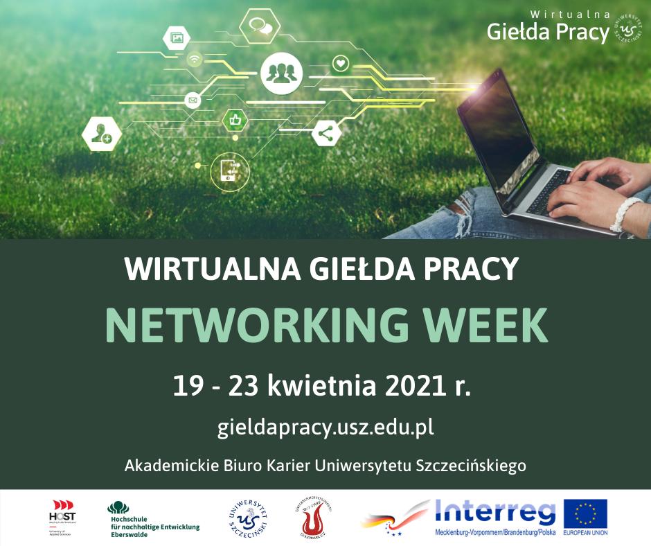Wirtualna Giełda Pracy – Networking Week